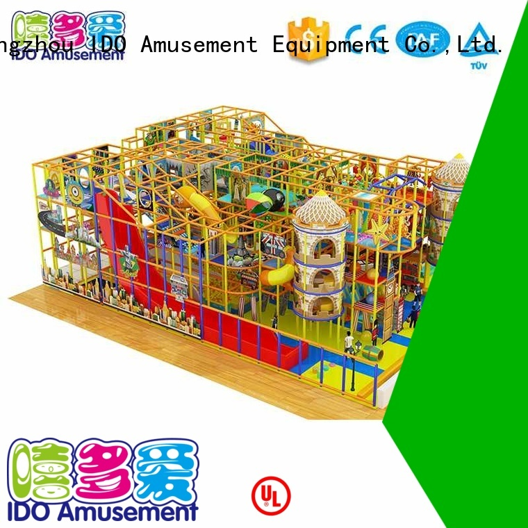 Quality Brand 201300m² commercial indoor playground equipment