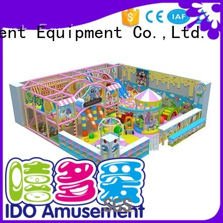 89m² jumping slide commercial indoor playground equipment