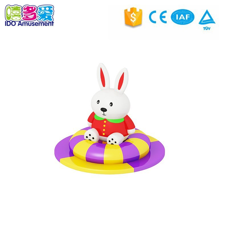 New change indoor soft playground new design and kid indoor playground equipment, indoor soft playground Inflatable rabbit carou