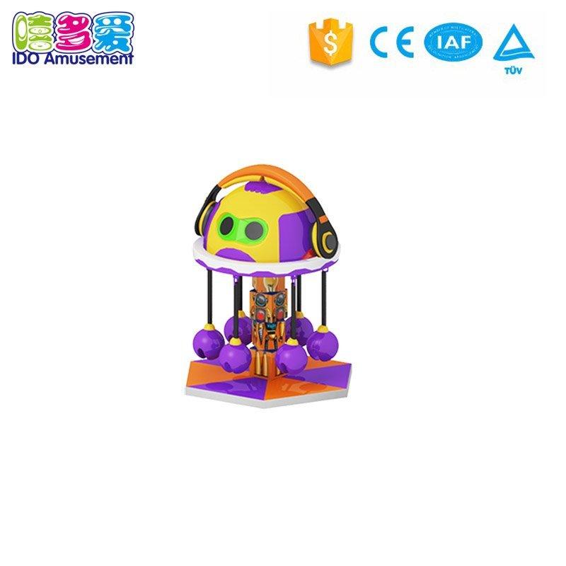 Monkey Swing Carousel Merry-Go-Around Kids Playground