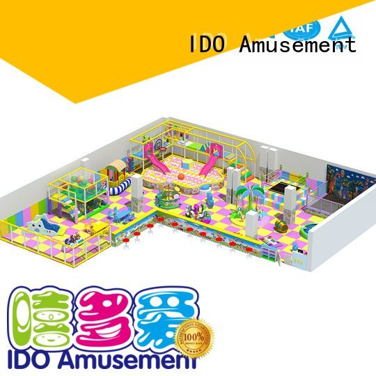 park climbing commercial indoor playground equipment
