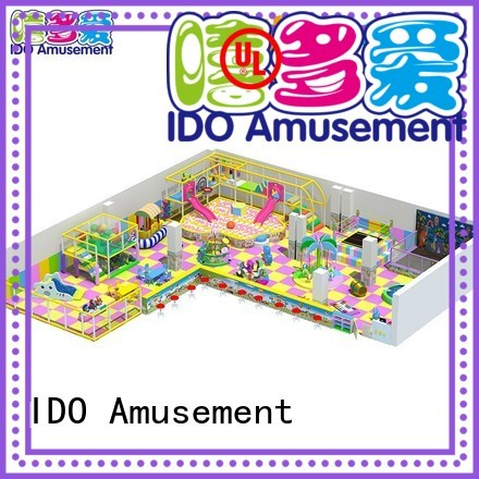 play park candy commercial indoor playground equipment IDO Brand