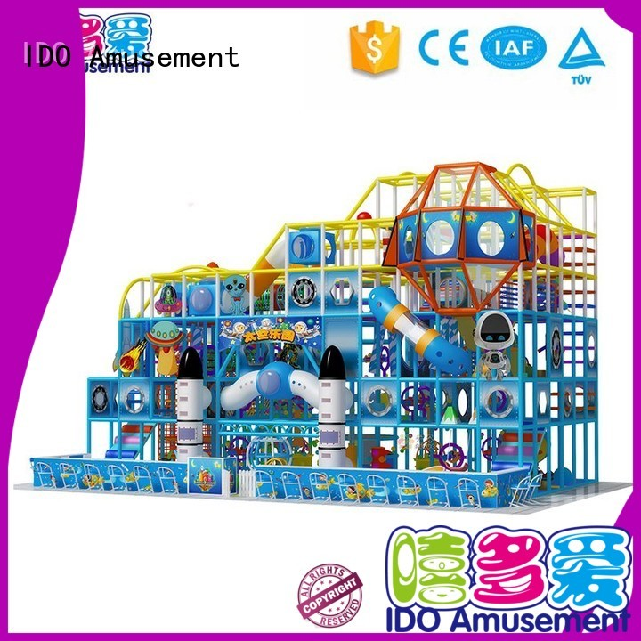 Quality Brand toddler indoor gym equipment theme
