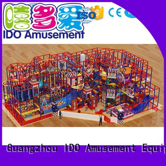 Custom different commercial indoor playground equipment 301400m²
