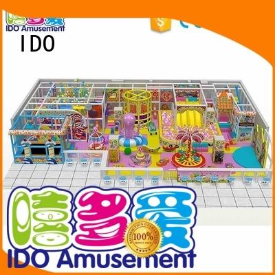 IDO Brand toys plastic ocean custom toddler indoor gym