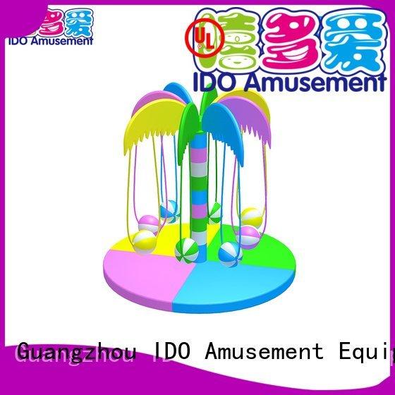 customized shining indoor playground equipment global Brand company