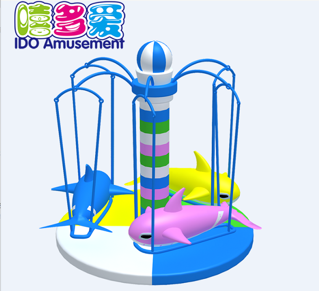 commercial colorful small children naughty castle indoor playground