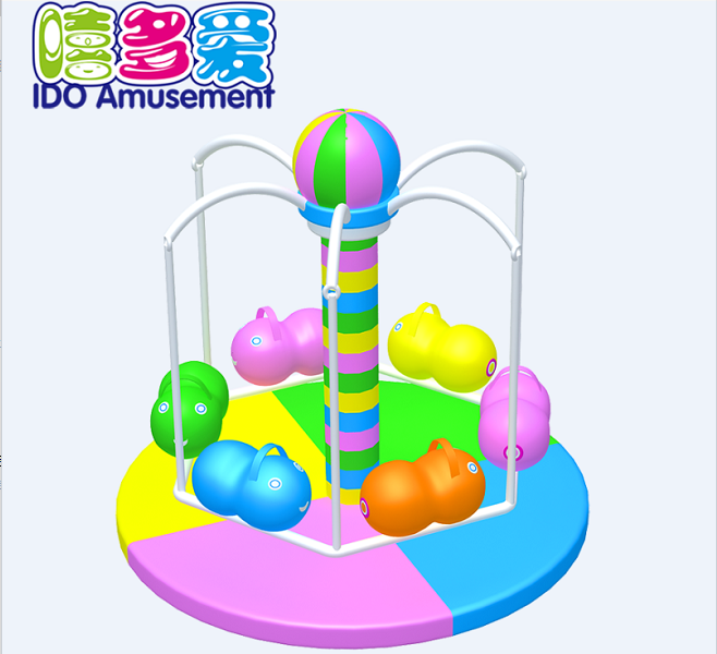 commercial colorful small children soft play indoor playground