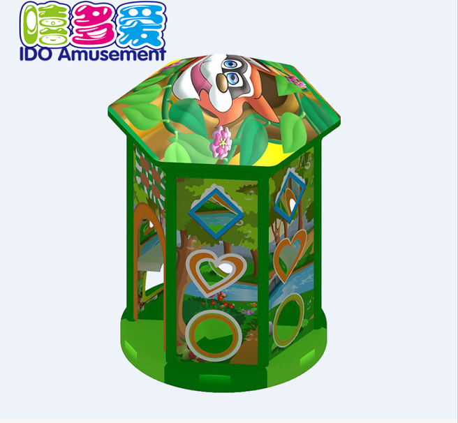 commercial colorful used toddler soft play indoor playground