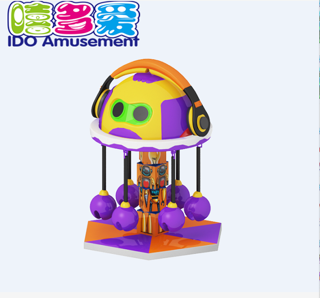 high quality kid colorful indoor playhouse