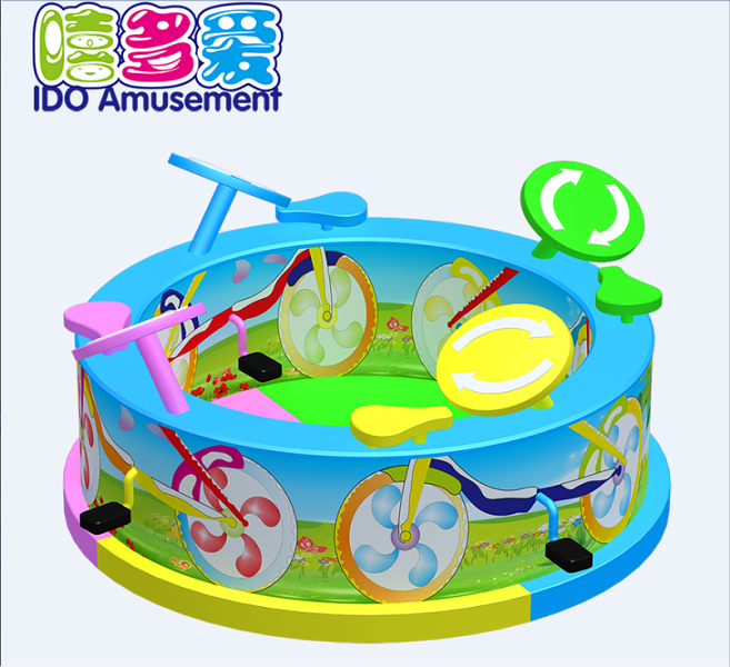 high quality kid entertainment indoor park