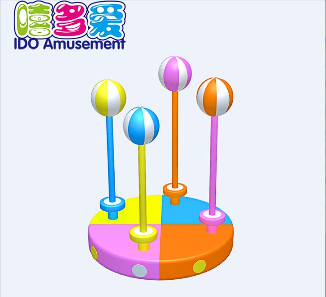 high quality kid amusement indoor playhouse