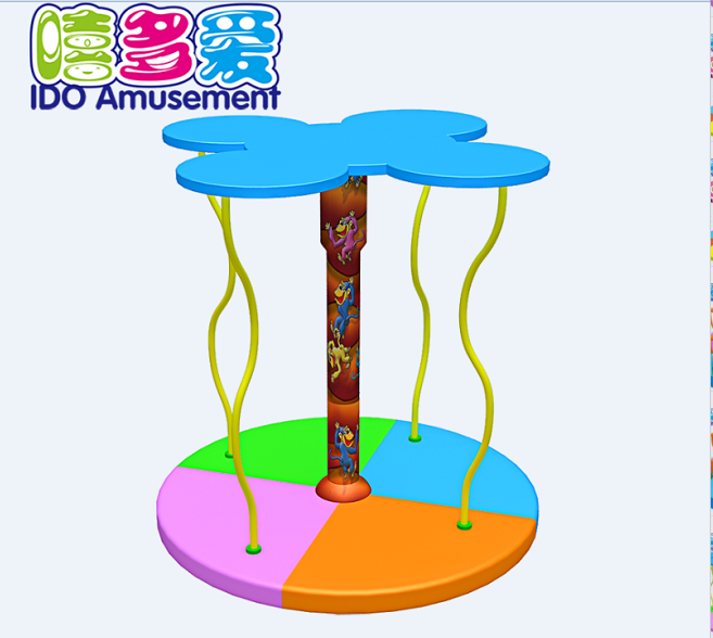 high quality kid amusement indoor park