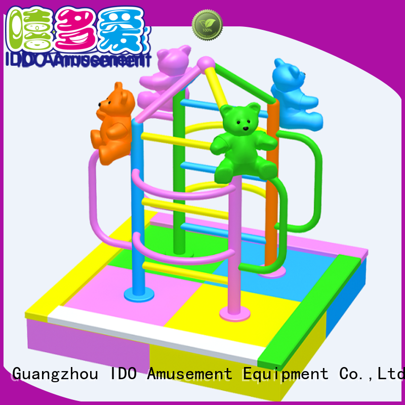 Quality Brand climbing funny childrens indoor play area