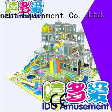 Quality Brand below 100m² commercial indoor playground equipment