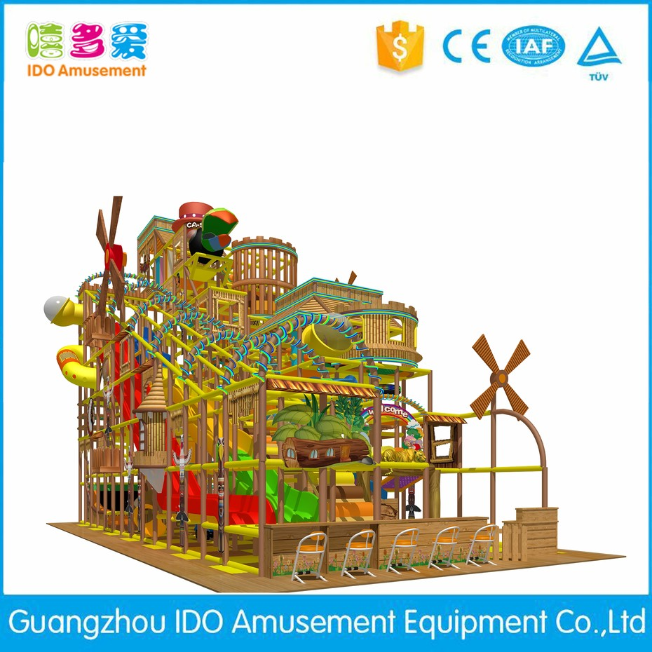 The guide of high quality kid amusement indoor games