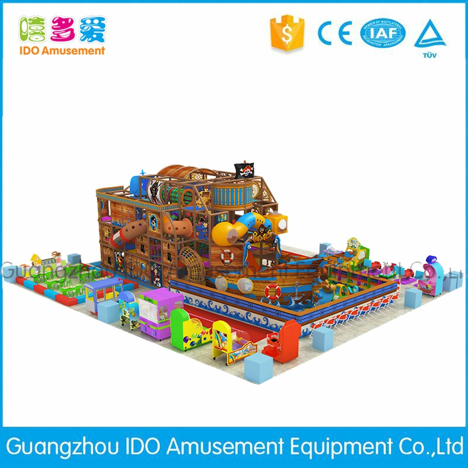 commercial colorful small toddler soft play indoor playground