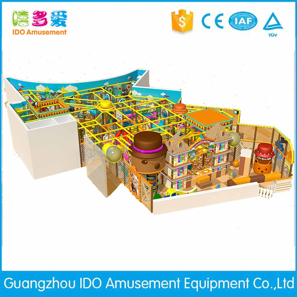 commercial environmental small kid soft play indoor playground