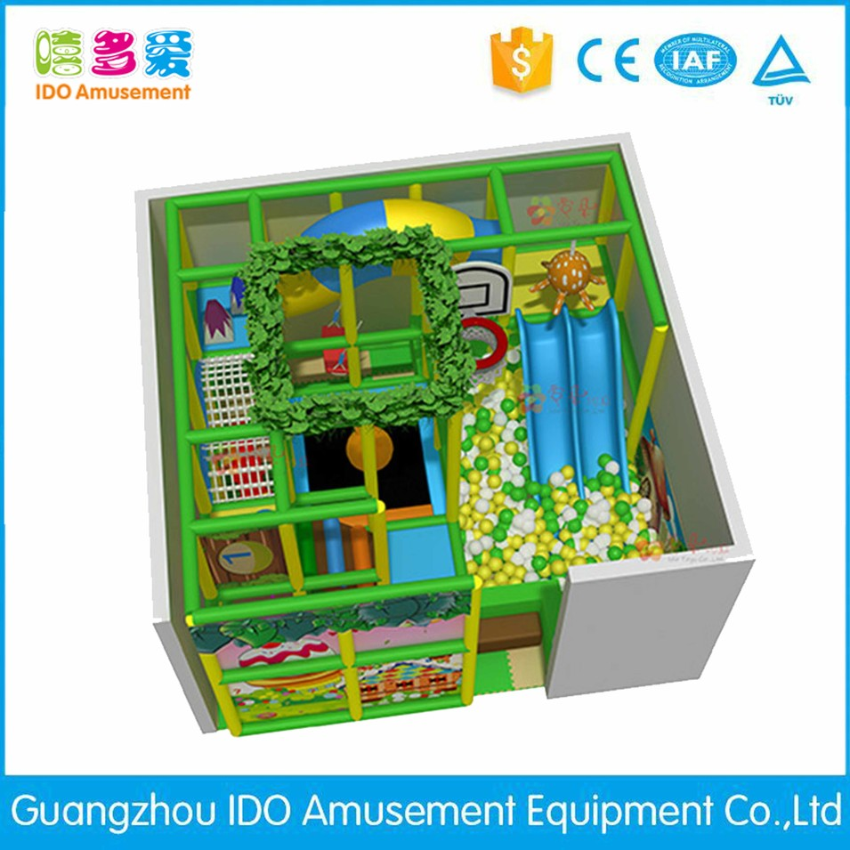 commercial environmental mcdonalds kids soft play equipment indoor playground