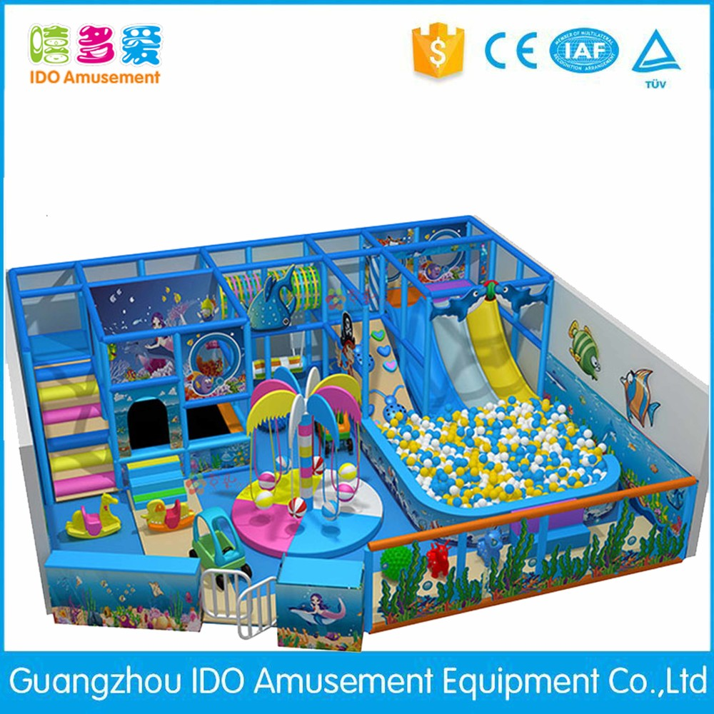 commercial environmental mcdonalds toddler soft play equipment indoor playground