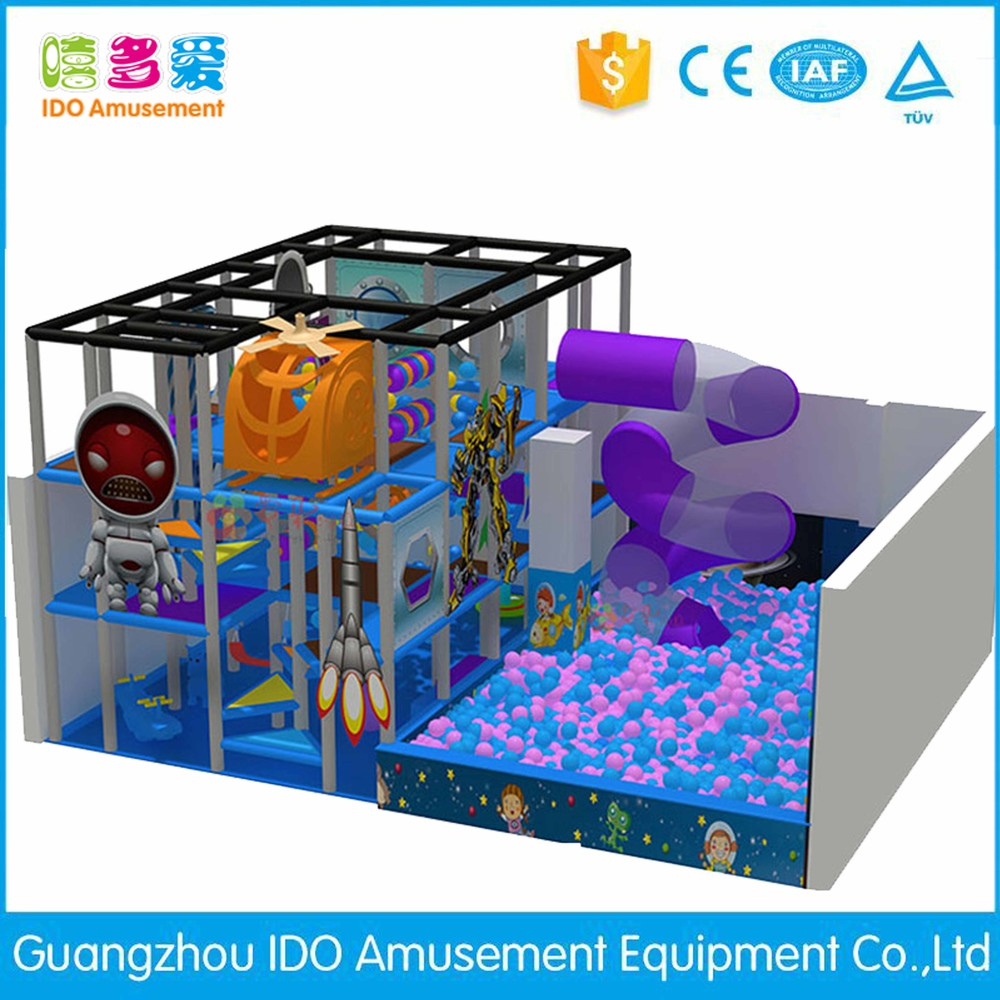 commercial environmental shopping mall kids soft play indoor playground