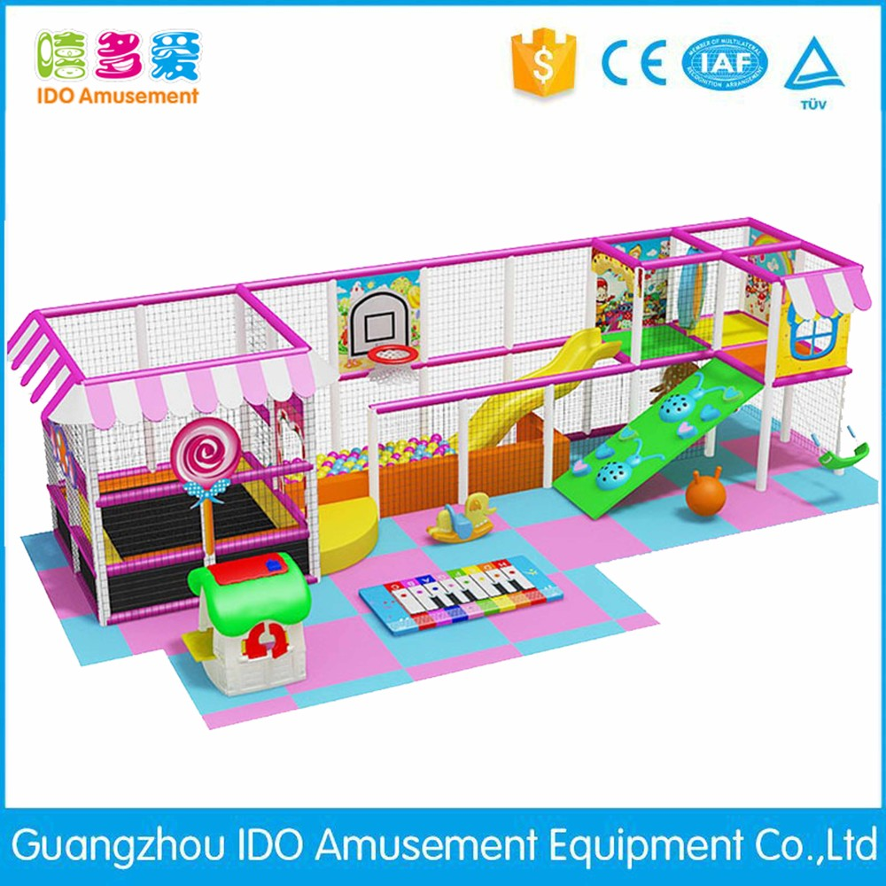 commercial environmental shopping mall kids soft play equipment indoor playground