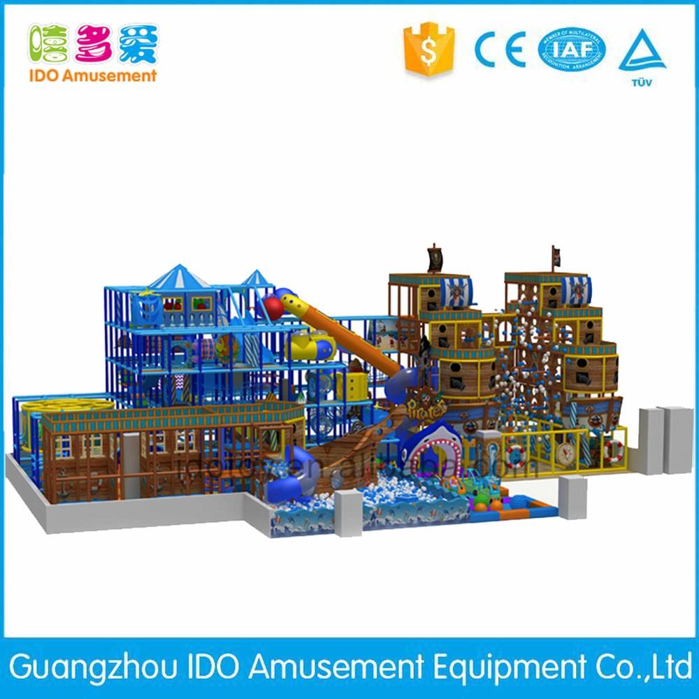 commercial environmental kindergarten kids soft play indoor playground
