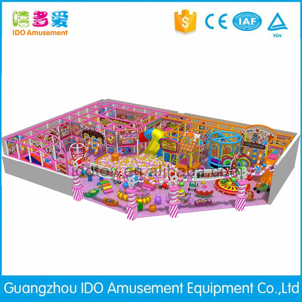 commercial environmental kindergarten toddler soft play equipment indoor playground