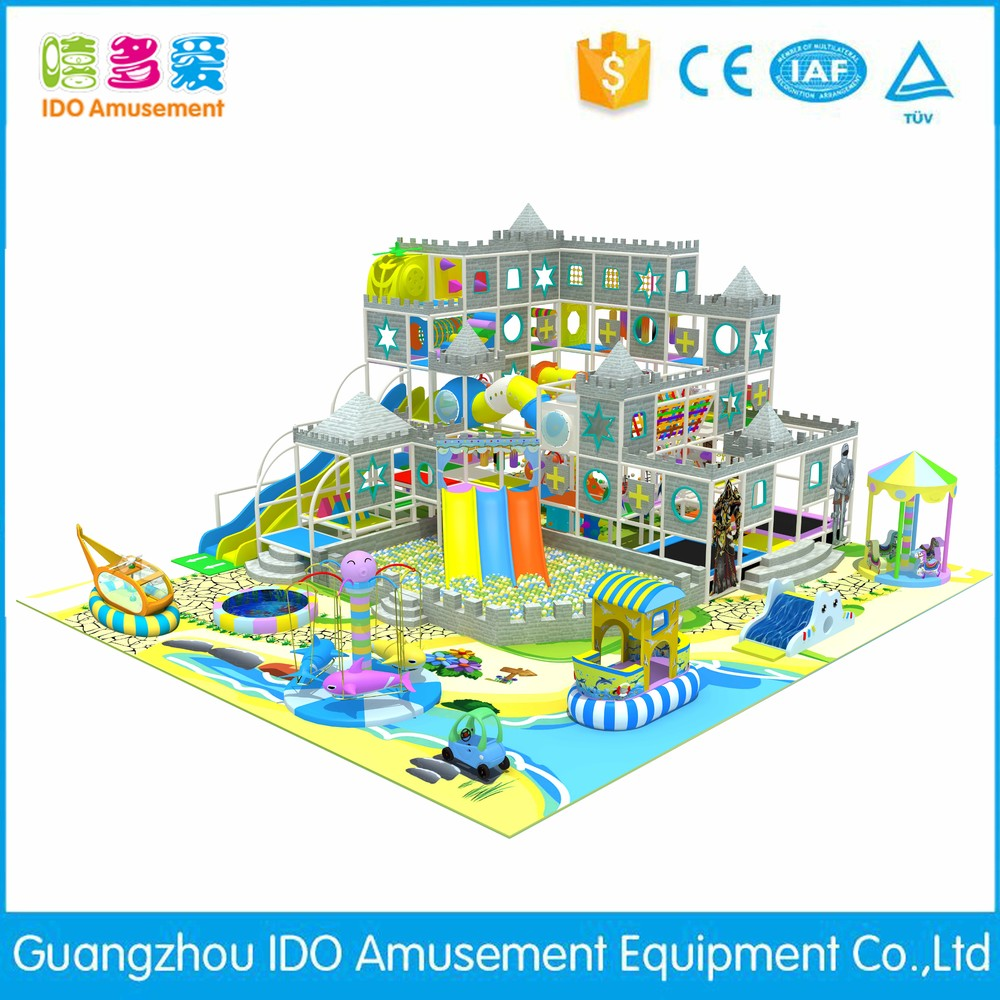 commercial safe mcdonalds kids soft play equipment indoor playground