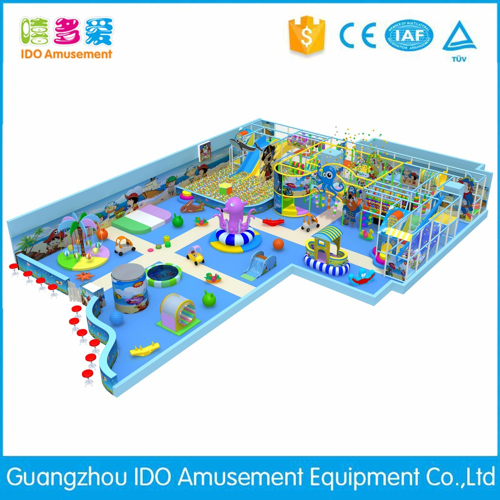 commercial safe mcdonalds children soft play equipment indoor playground