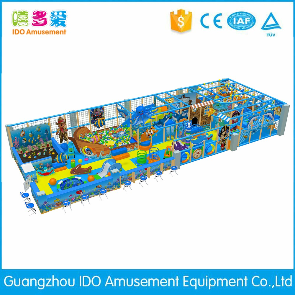 commercial safe mcdonalds children naughty castle indoor playground