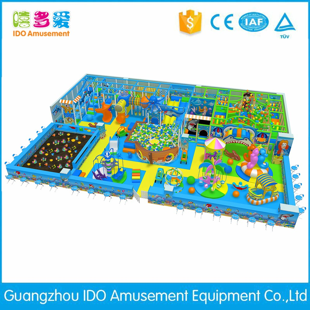 commercial safe mcdonalds toddler soft play equipment indoor playground