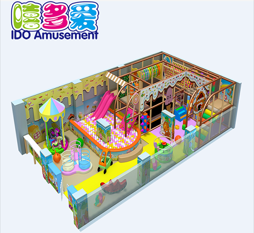commercial safe mcdonalds children soft play indoor playground