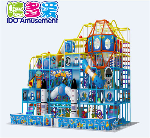 commercial environmental mcdonalds toddler naughty castle indoor playground