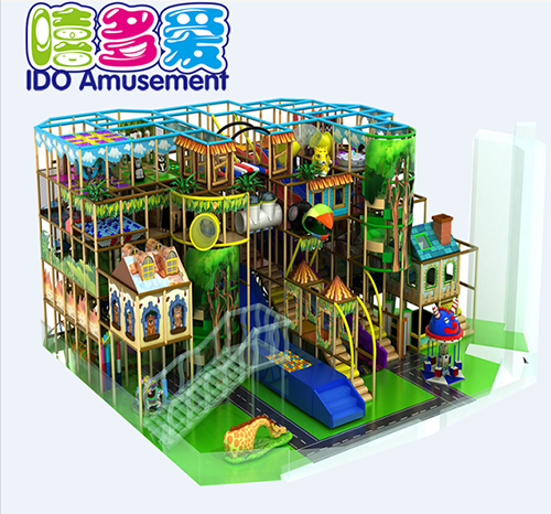 commercial environmental kindergarten kid soft play equipment indoor playground