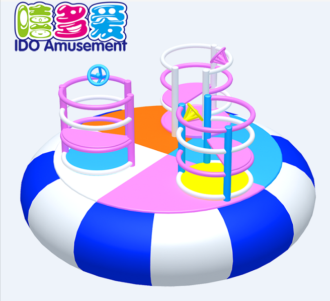 commercial environmental kindergarten children naughty castle indoor playground
