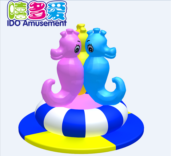 commercial plastic used kids naughty castle indoor playground