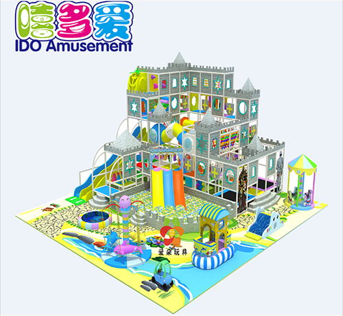 commercial colorful shopping mall children soft play equipment indoor playground