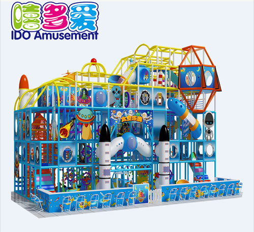 commercial colorful shopping mall kid soft play indoor playground