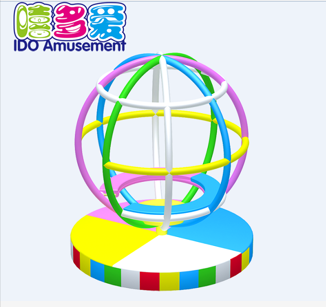 commercial colorful mcdonalds kids soft play equipment indoor playground