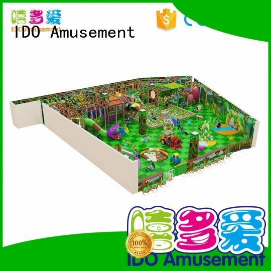 Brand funny pit childrens indoor play area