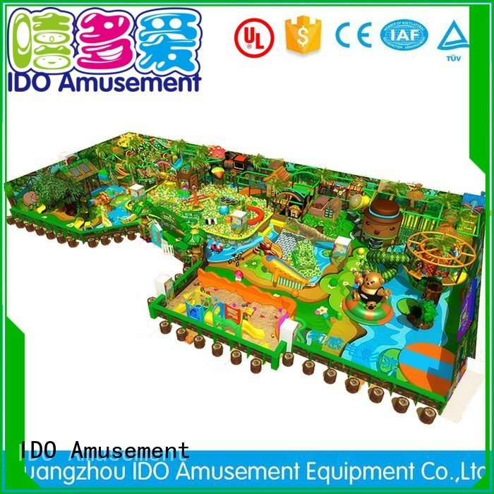 indoor gym toddler play commercial indoor playground equipment Brand