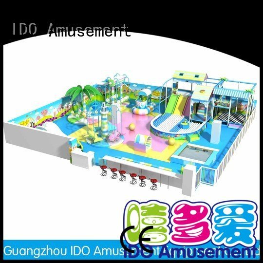 indoor gym toddler theme commercial indoor playground equipment Brand