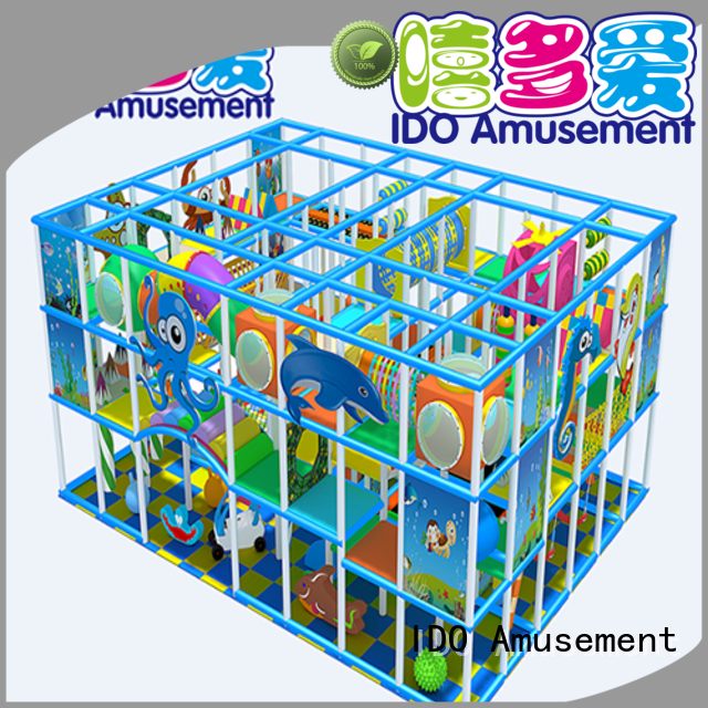 structure amusement childrens indoor play area play company