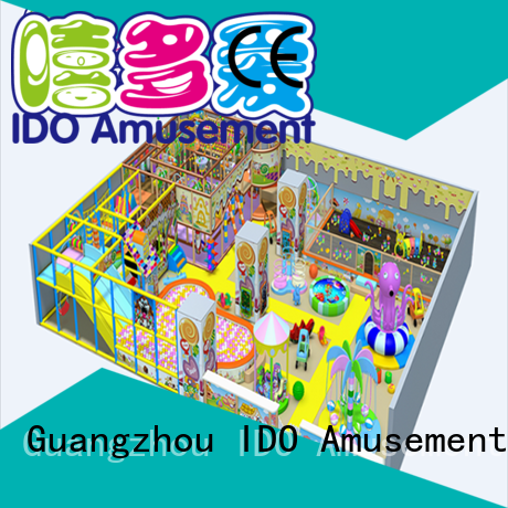 commercial pit childrens indoor play area candy company