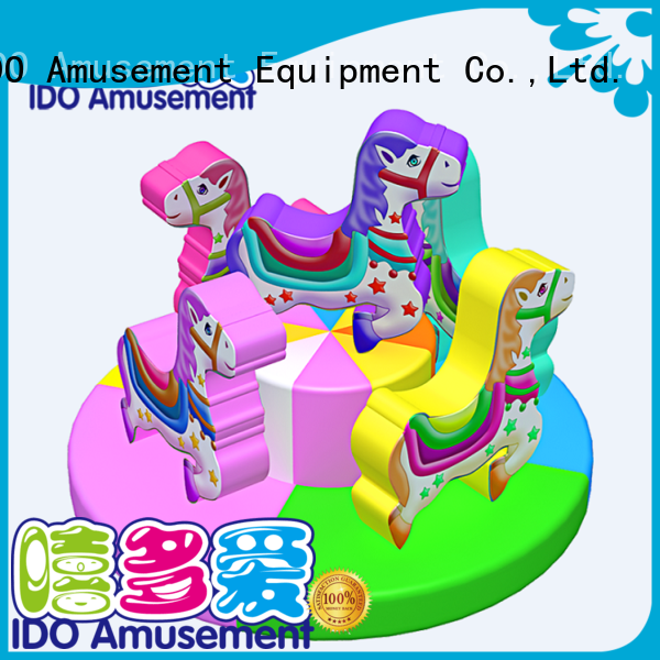 funny ido kids commercial soft play equipment manufacture