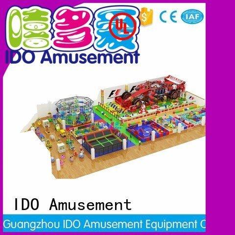 Brand 100m² playground amusement commercial indoor playground equipment below