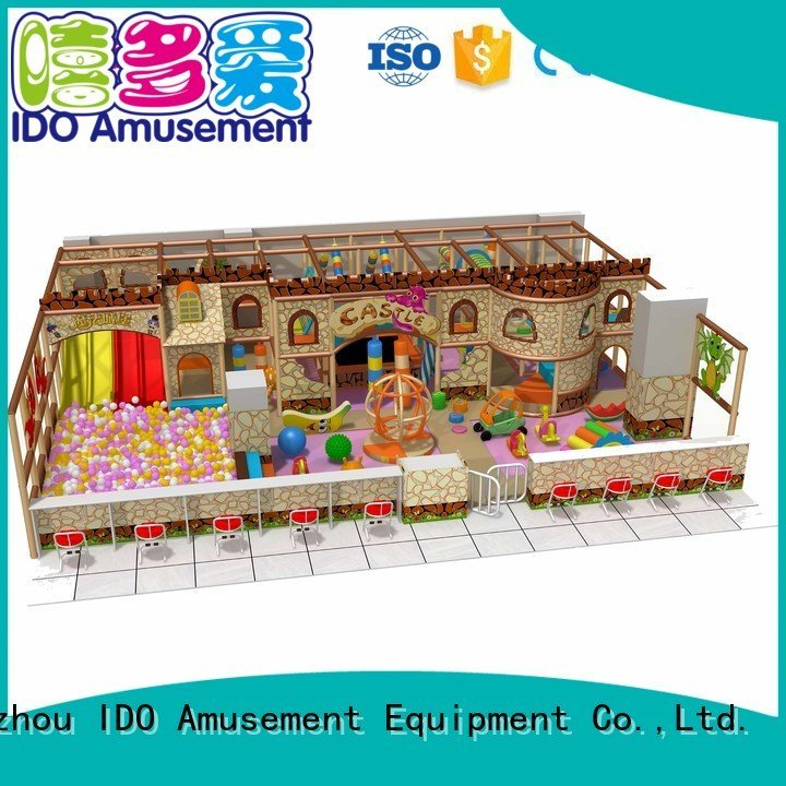 toddler indoor gym pool indoor OEM childrens indoor play area