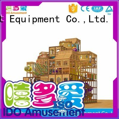 Brand candy castle land childrens indoor play area