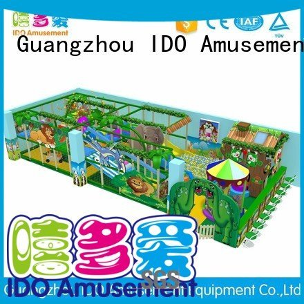 indoor gym toddler robort commercial indoor playground equipment Brand